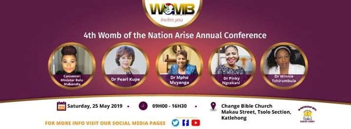 Womb of the Nation Arise Annual Conference
