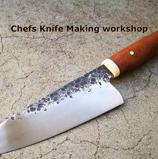 2-day Chefs Knife Making Workshop