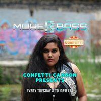 More Bass Radio Confetti Cannon Presents 627