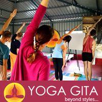 200 hours (4 Weeks) Yoga Teacher Training Course in Mysore