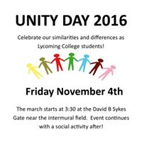 unity day The ultimate goal of unity day youth and family zone is to enhance the mental, emotional and physical fitness skill sets/human development to develop healthy motivated students and productive citizens.
