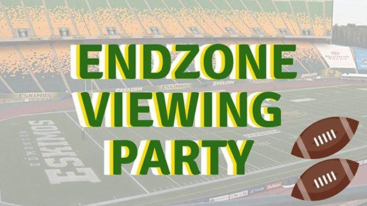 End Zone Viewing Party