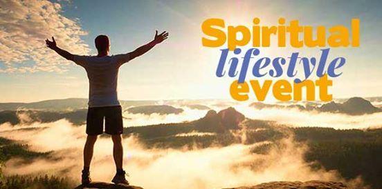 Spiritual Lifestyle Event Gent