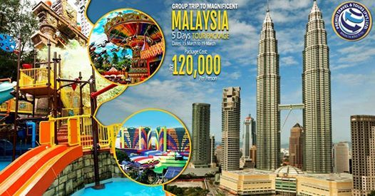 Group Trip to Magnificent Malaysia