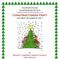 The NSSS Christmas Dinner Party