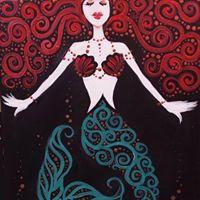 Art Deco Mermaid (13 years old)