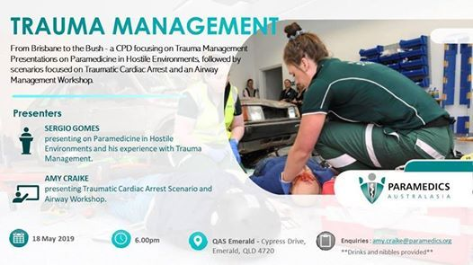 Trauma Management Series: From Brisbane To Bush (Emerald) at