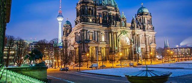 Berlin Brews & Incredible Views