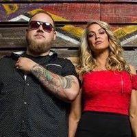 Jenn Lari &amp Tyler Lyon at Ronis Pub