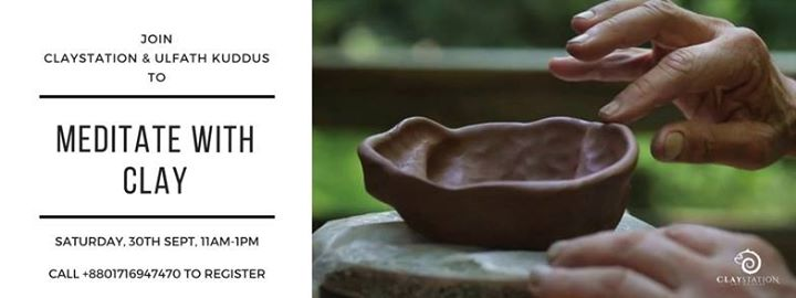Meditate with Clay