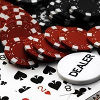25 entry poker - 10000 chips 1 rebuy or add-on