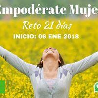 Empodrate MUJER-Reto 21 Dias