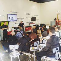Halifax &amp Moncton Laser Workshops