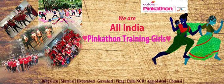 BengaluruCubbonPinkathon Training
