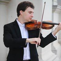 GSO Presents Oleg Larshin violin