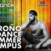 Logroo DANCE Summer Campus