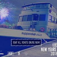 Amsterdam NYE Cruise