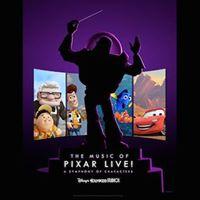 The Music of Pixar LIVE