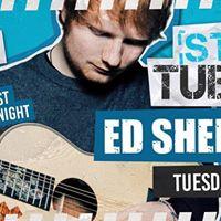 Stuesday Ed Sheeran Takeover