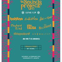 The Sounds Project Vol.3