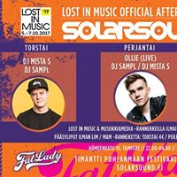 Lost In Music Afterparty by Solar Sound - Fat Lady Tampere