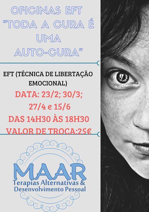 Oficinas EFT ( Tcnica de Libertao Emocional)