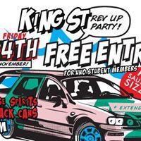REV UP PARTY at King Street