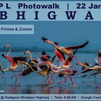 PPL Free Photowalk - Bhigwan - 22nd Jan 2017