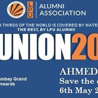 1st Alumni Reunion Ahmedabad 2017
