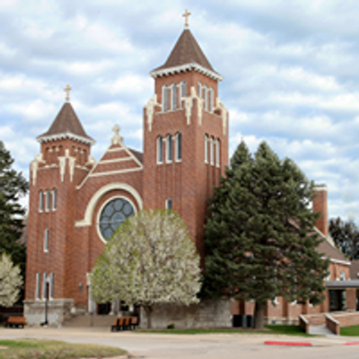 St. Patrick's Catholic Church, O'Neill Nebraska