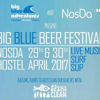 Big Blue Beer Festival with 2MinuteBeachClean