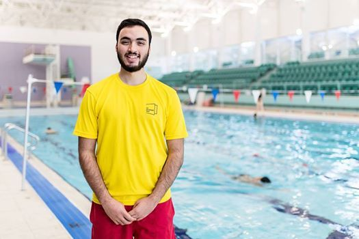d87fe3ff79c6 Train to become a lifeguard at Leisureat cheltenhamtommy taylors ...