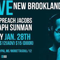 J-Live at New Brookland Tavern