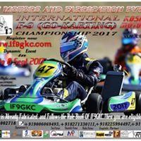 International F-9 (Go-Karting) Championship 2017