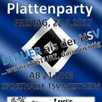 Westheimer Plattenparty
