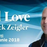 All Love cu Patrick Zeigler la Bucuresti
