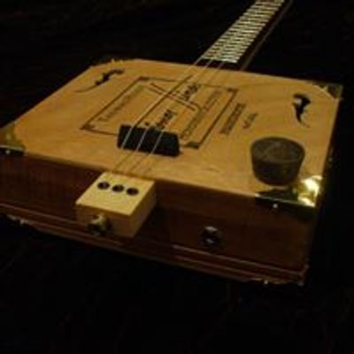 EK Cigar Box Guitars