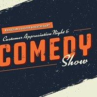 Customer Appreciation Night &amp Comedy Show