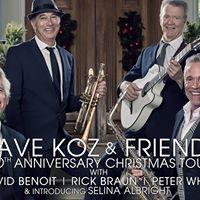 Dave Koz 20th Anniversary Christmas Tour SOLD OUT