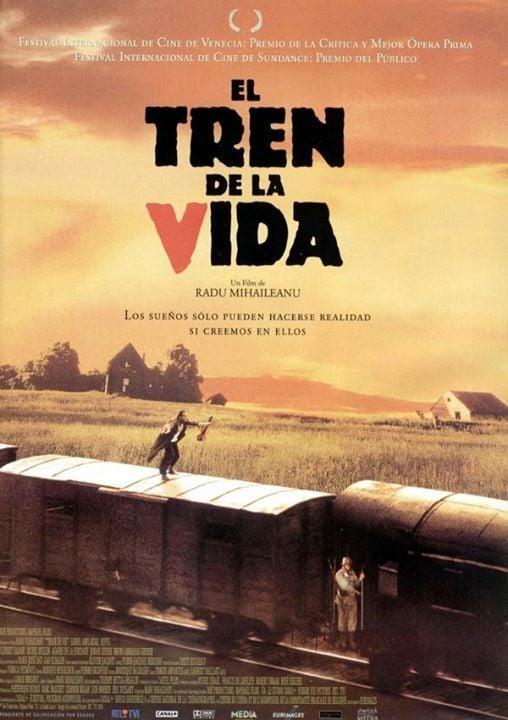 Sunday Movie Train of Life