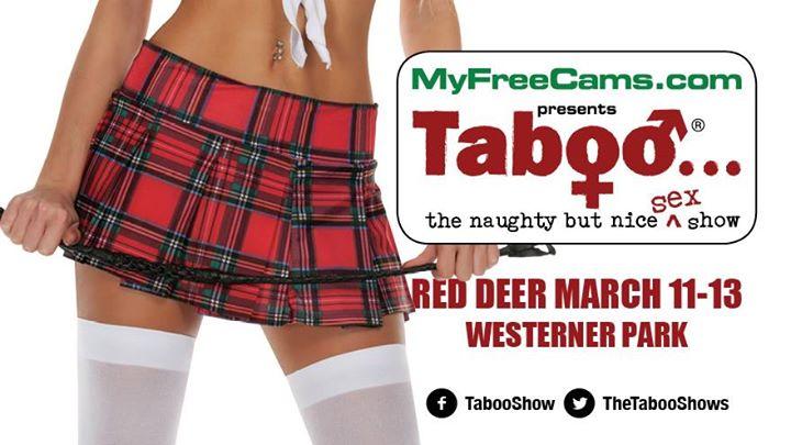 deer red sex show taboo