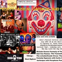 Xenos Musical Carnival and Sideshow