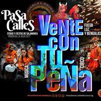1er Desfile de Peas Salamanca