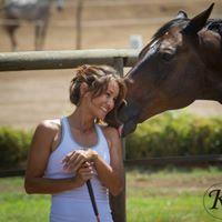 Clinica Doma Natural con Alejandra Gonzalez instructora certificada 3 estrellas