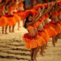 Tahitian Dance with Tatiana