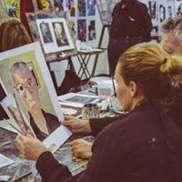 Painting Studio with Geoff Dupree
