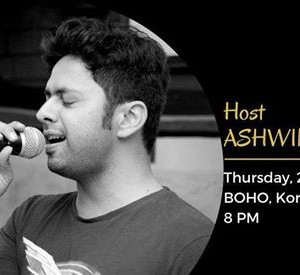 GuitarClub presents Ashwin Bhatia