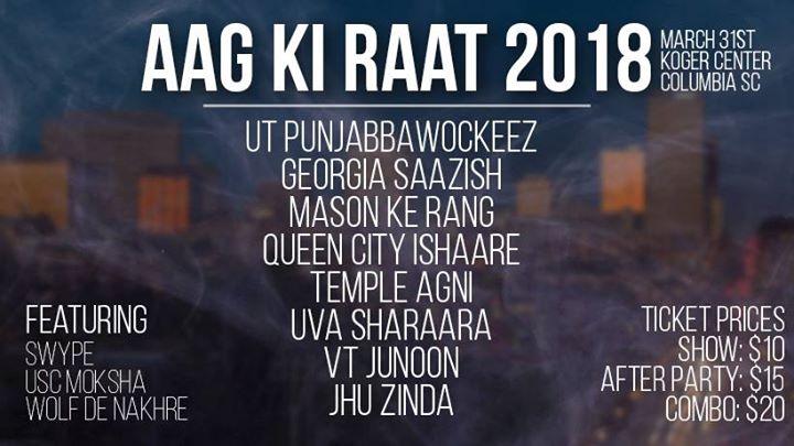 Aag Ki Raat 2018
