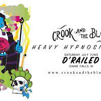 Crook &amp the Bluff at DRailed (Idaho Falls)