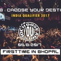LCB Choose Your Destiny India Qualifier Battle and Workshop 2017